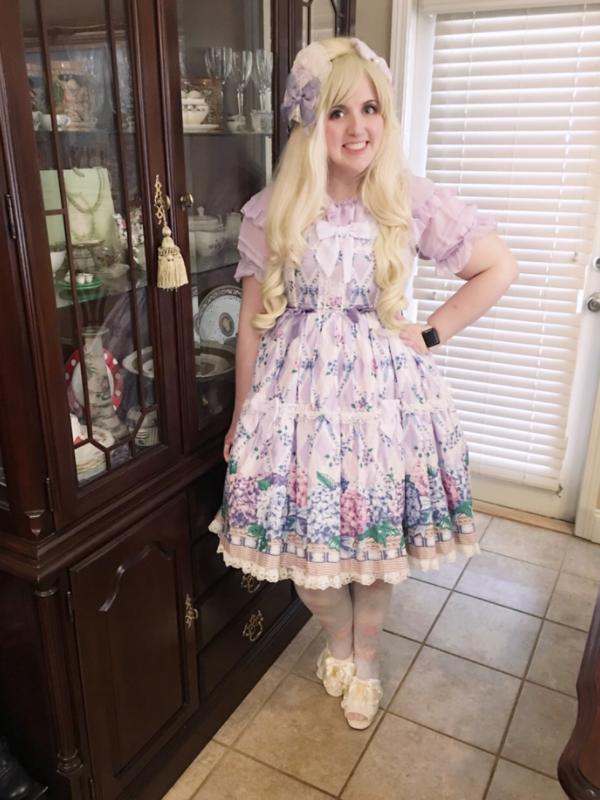 Lulu Couture の「Lolita」をテーマにしたコーディネート(2018/03/19)
