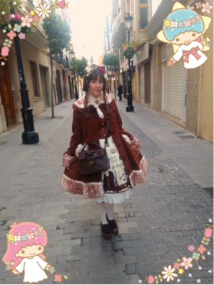 YumikoDoll's 「Angelic pretty」themed photo (2018/03/19)