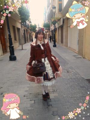 YumikoDollの「Angelic pretty」をテーマにしたコーディネート(2018/03/19)
