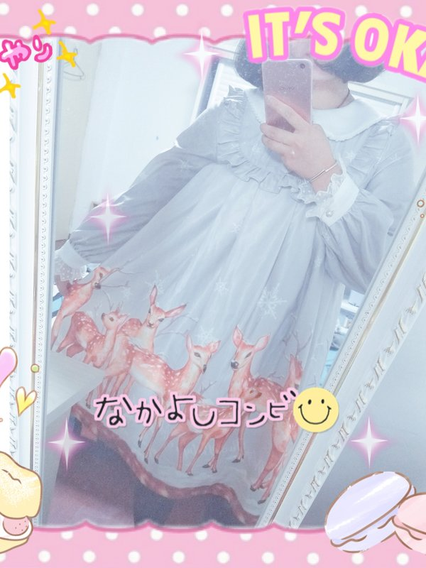 是仙女那个刚以「Lolita」为主题投稿的照片(2018/03/20)
