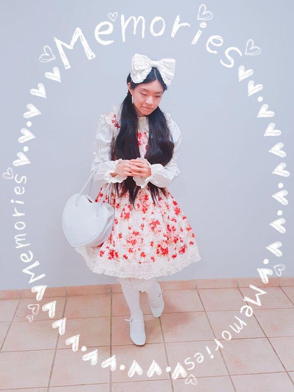 Olivia Nguyenの「Flowers」をテーマにしたコーディネート(2018/03/21)