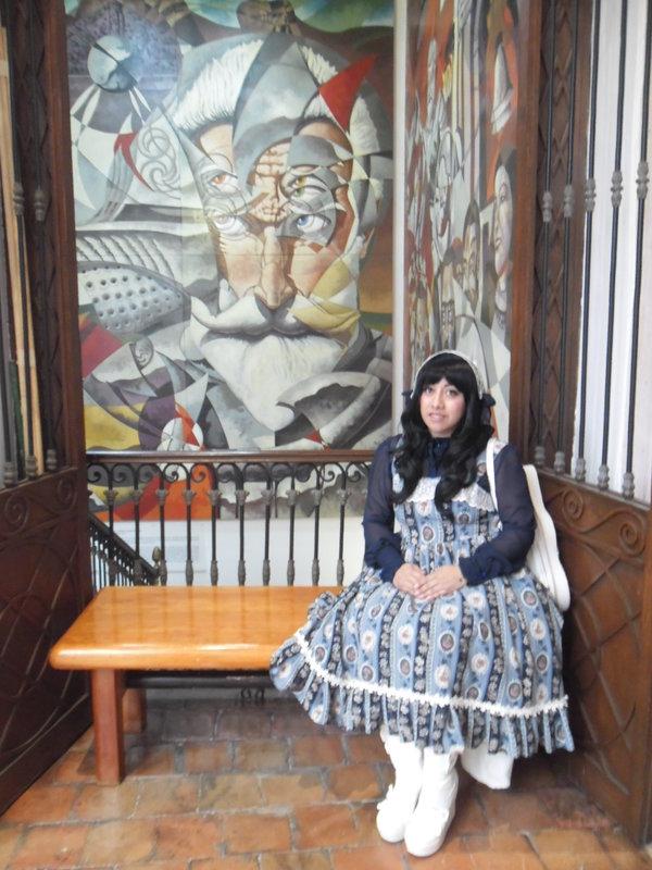 Nekopan87の「Lolita」をテーマにしたコーディネート(2018/03/22)