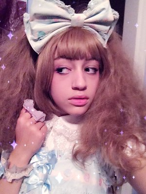 cincopastabear's 「Angelic pretty」themed photo (2016/11/20)
