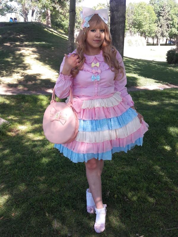 Zuria Ivarra's 「Lolita」themed photo (2018/03/23)