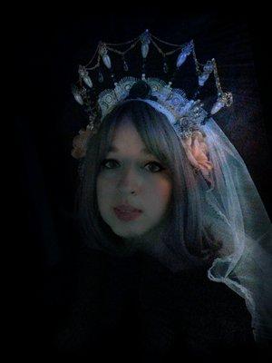 @Nanami_py's 「Lolita」themed photo (2018/03/24)