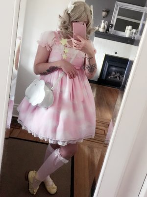 bunny's 「Angelic pretty」themed photo (2016/11/21)