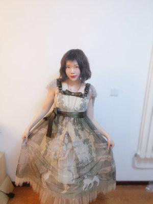司马小忽悠の「Lolita」をテーマにしたコーディネート(2018/03/25)