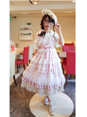 Riipin's 「Lolita fashion」themed photo (2018/03/25)