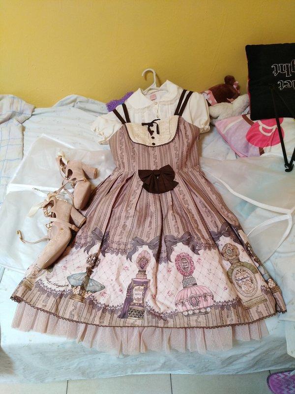 是Lizbeth ushineki以「Lolita fashion」为主题投稿的照片(2018/03/25)