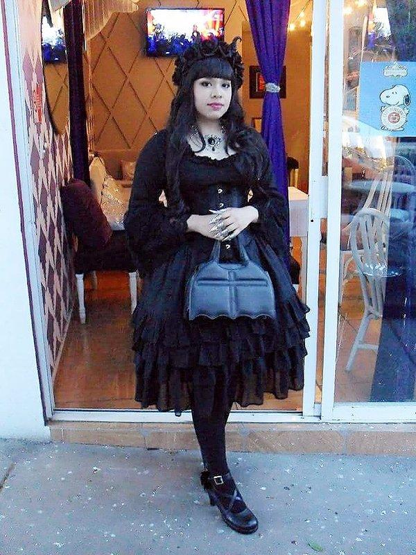 是Zuria Ivarra以「Lolita」为主题投稿的照片(2018/03/26)