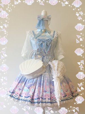 Hana's 「Angelic pretty」themed photo (2016/11/22)