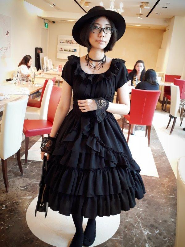 Xiao Yuの「Lolita」をテーマにしたコーディネート(2018/03/26)