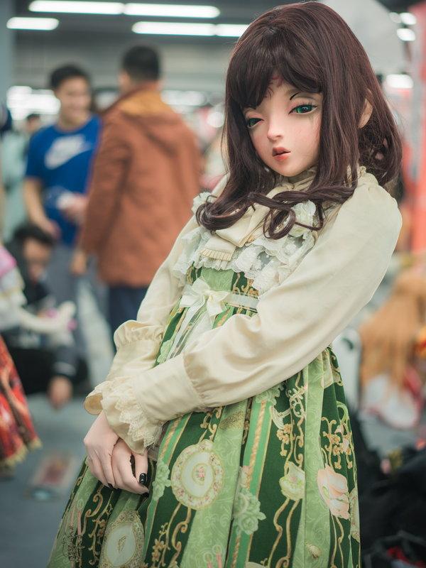 是司马小忽悠以「Lolita」为主题投稿的照片(2018/03/27)