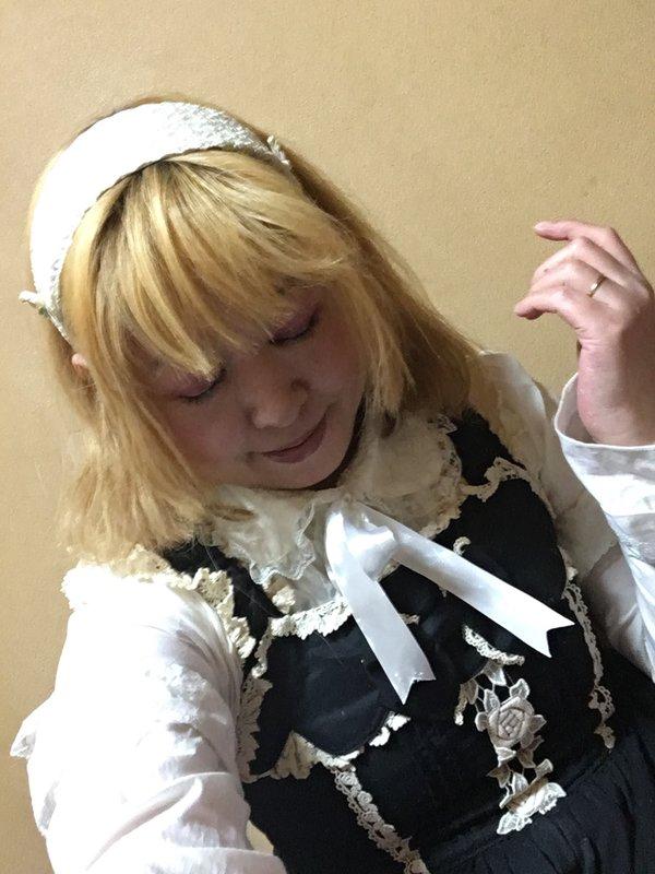 雪姫の「Lolita fashion」をテーマにしたコーディネート(2018/03/28)