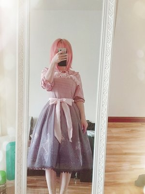 智障玄学少女's 「Classic Lolita」themed photo (2018/03/28)