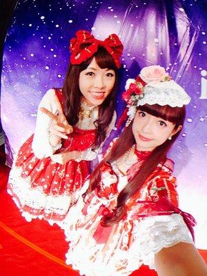 石絮絮's 「Red」themed photo (2018/03/28)