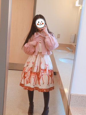 ALingLiz's 「Lolita」themed photo (2018/03/29)