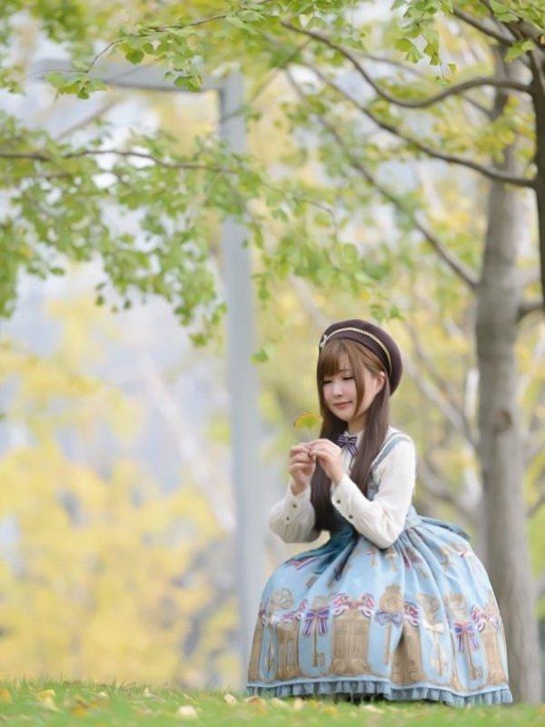 是mareka@まれか(୨୧•͈ᴗ•͈)◞以「ロリィタ」为主题投稿的照片(2016/11/27)