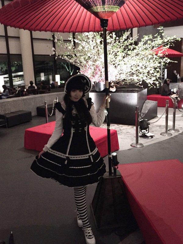 是はむか以「Lolita」为主题投稿的照片(2018/03/30)