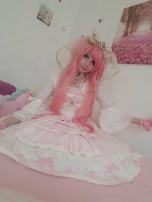 Mew Fairydollの「Hime Lolita」をテーマにしたコーディネート(2018/03/30)