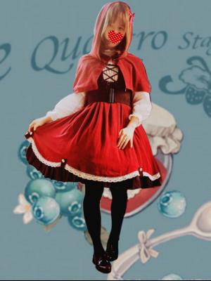汐顔の「Red」をテーマにしたコーディネート(2018/03/31)