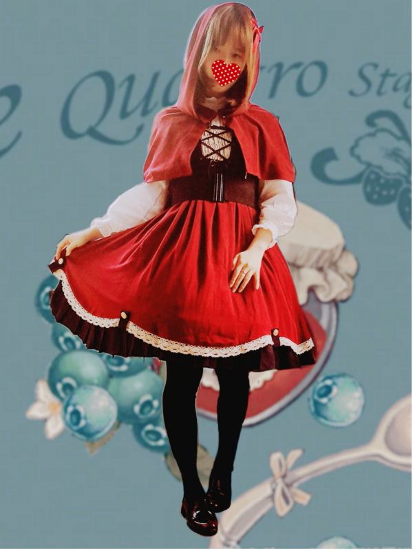 是柒実Nanami以「Red」为主题投稿的照片(2018/03/31)