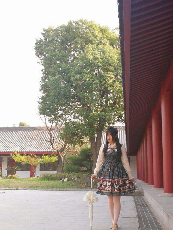 芊沁idaの「Lolita fashion」をテーマにしたコーディネート(2018/03/31)