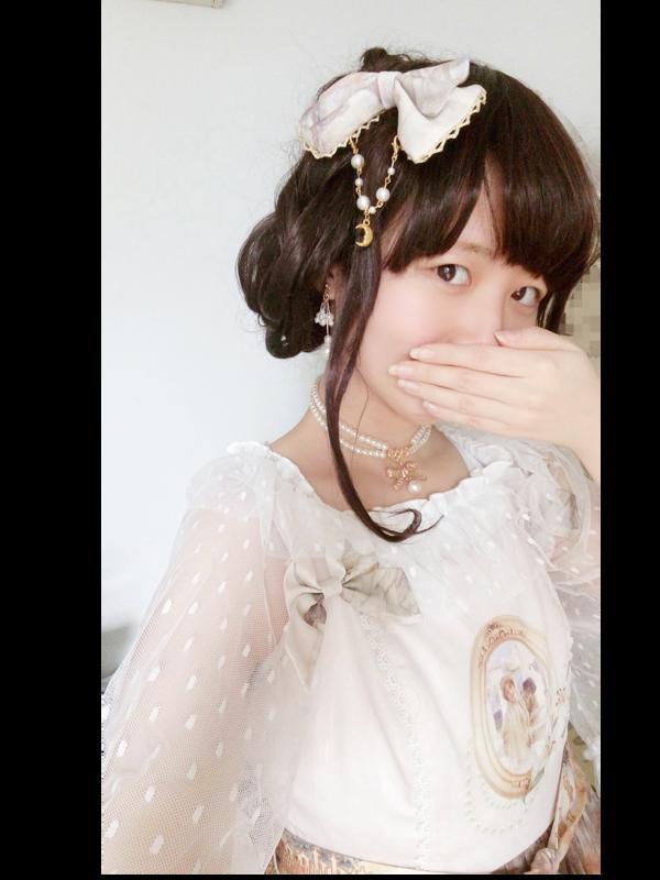 汐顔の「Lolita」をテーマにしたコーディネート(2018/04/02)