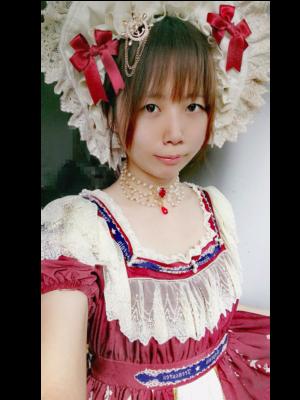 汐顔の「Red」をテーマにしたコーディネート(2018/04/02)