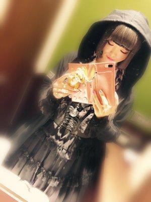 yuka's 「Lolita」themed photo (2018/04/02)