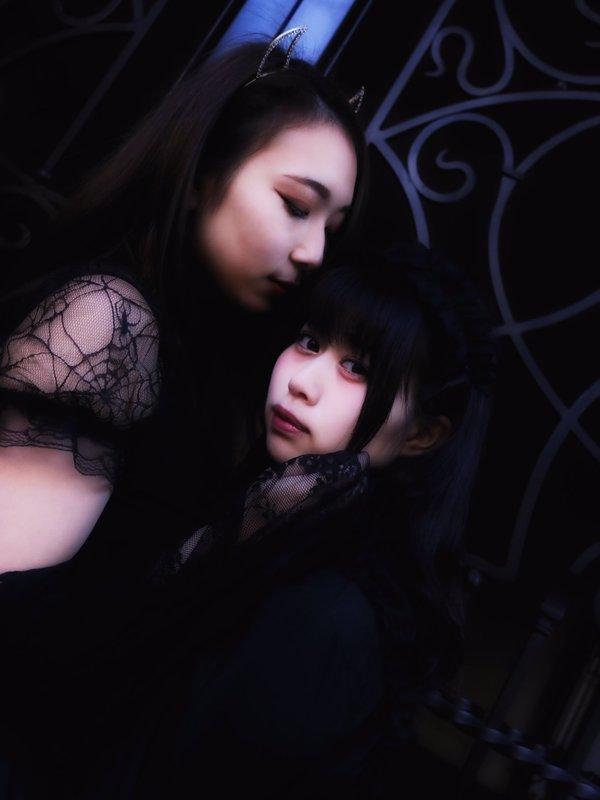 ami◡̈♥︎'s 「ゴシック」themed photo (2016/11/30)