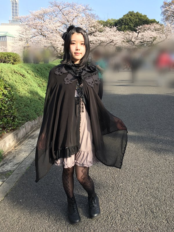 浜野留衣's 「hanami」themed photo (2018/04/03)