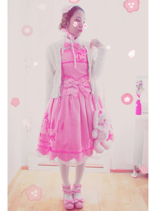 Butter Sponge Cakeの「Lolita」をテーマにしたコーディネート(2018/04/03)
