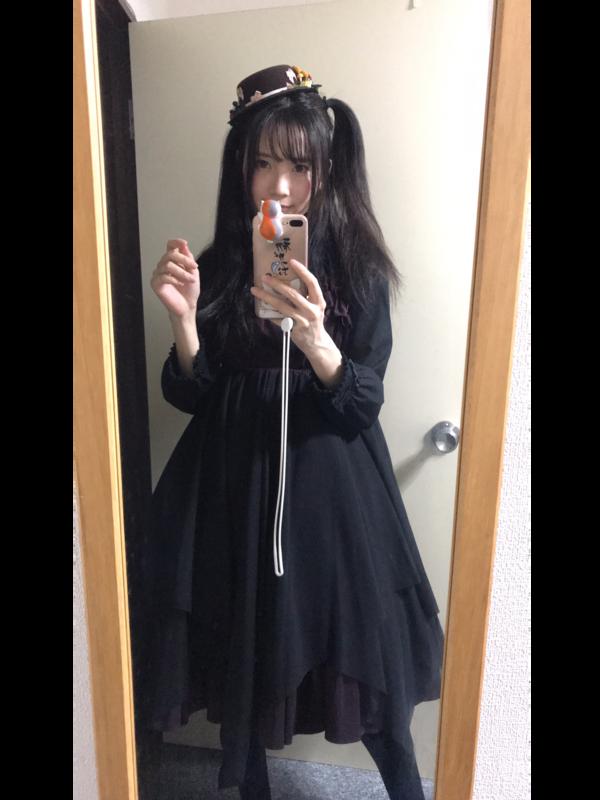 喝酒玩鸟笑醉狂の「Lolita」をテーマにしたコーディネート(2018/04/05)