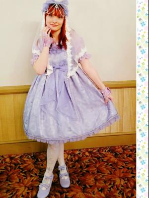 Naturally Cuteの「Lolita」をテーマにしたコーディネート(2018/04/05)