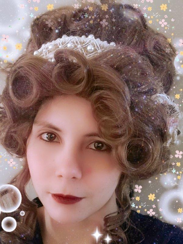 Denise Piton-Jiの「Lolita」をテーマにしたコーディネート(2018/04/05)