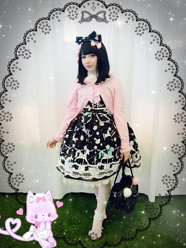 是Nanichi以「Lolita」为主题投稿的照片(2018/04/05)