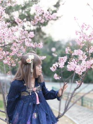 天约晓曳's 「Lolita」themed photo (2018/04/05)