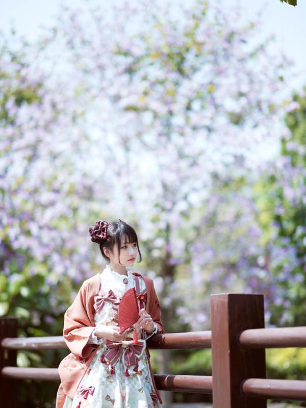 aeeuの「Cherry Blossoms」をテーマにしたコーディネート(2018/04/07)
