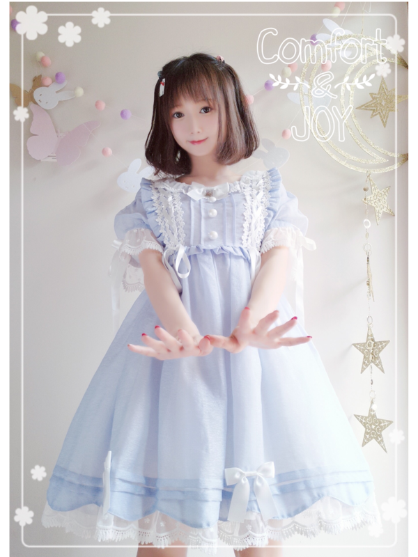 Namida喵の「Lolita fashion」をテーマにしたコーディネート(2018/04/08)
