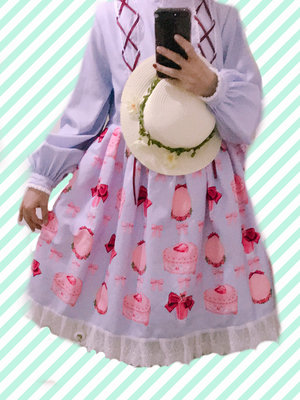 LS像糖一样's 「Lolita」themed photo (2018/04/08)