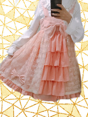 LS像糖一样's 「Sweet」themed photo (2018/04/08)