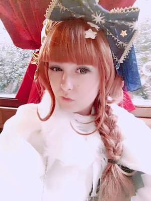 Cupcake Kamisama's 「Angelic pretty」themed photo (2016/12/05)