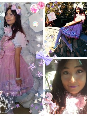 TheRabbitPrincess's 「Angelic pretty」themed photo (2016/12/05)