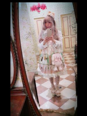 染井染の「Lolita fashion」をテーマにしたコーディネート(2018/04/08)