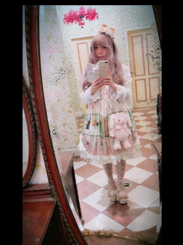 染井染's 「Lolita fashion」themed photo (2018/04/08)