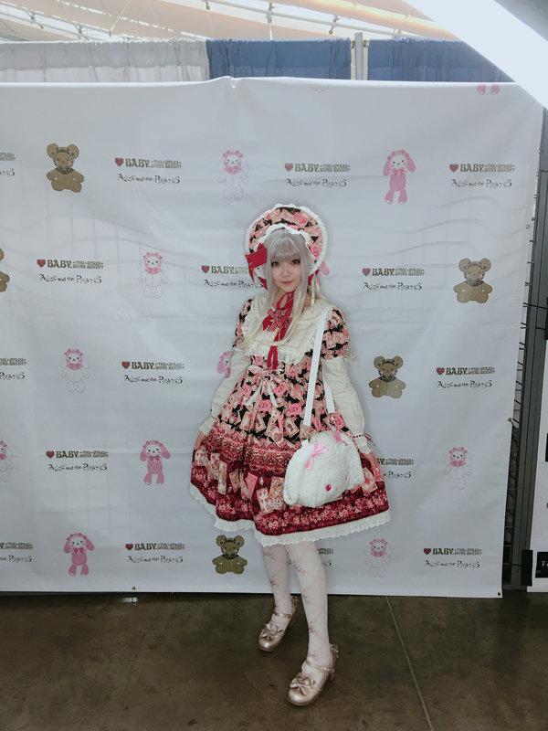 羽诺Yunuo's 「Lolita」themed photo (2018/04/08)