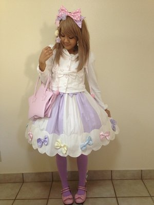 korilakkumi's 「Angelic pretty」themed photo (2016/12/05)