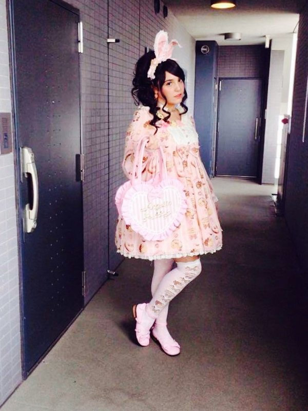 是RosieDarling以「Angelic pretty」为主题投稿的照片(2016/12/06)