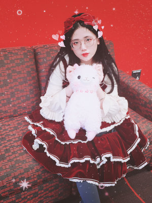 ALingLiz's 「Lolita」themed photo (2018/04/10)